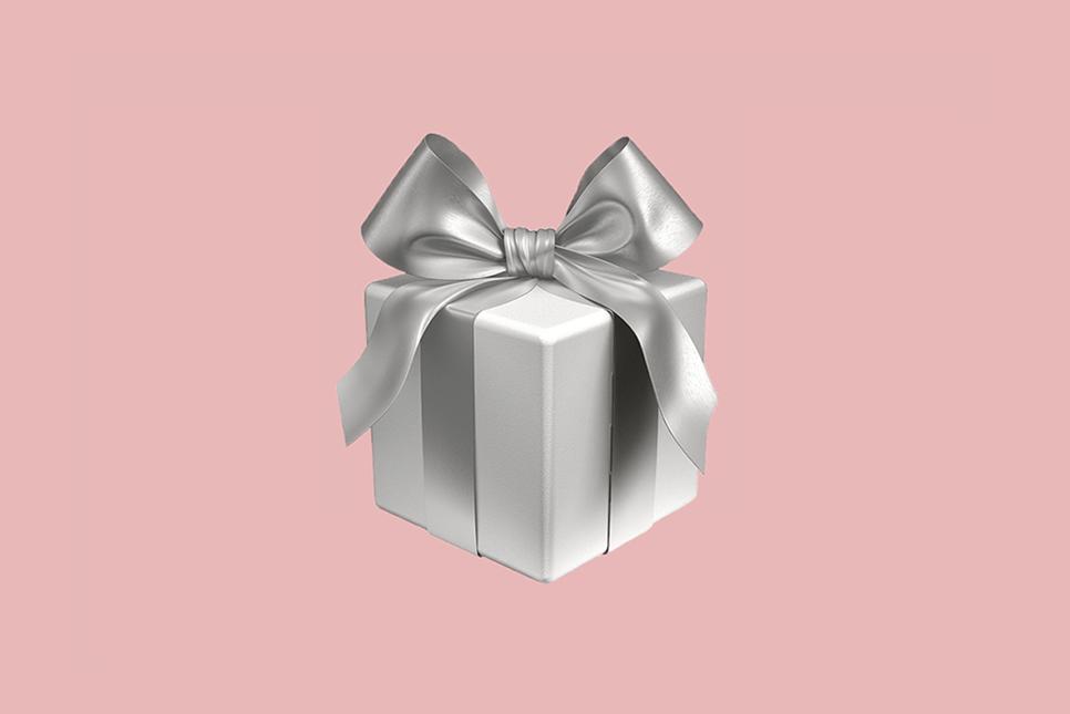 Geschenk-Aktion
